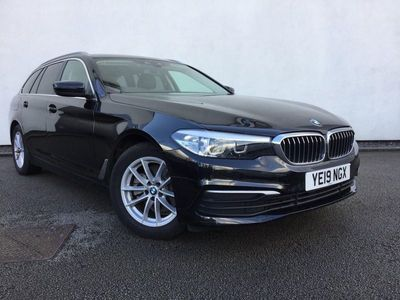 used BMW 520 5 Series d SE 5dr Auto