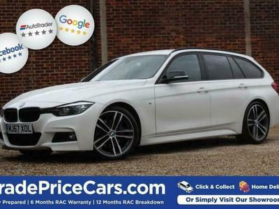 used BMW 320 3 SERIES 2.0 D M SPORT SHADOW EDITION TOURING 5d 188 BHP touring special edition