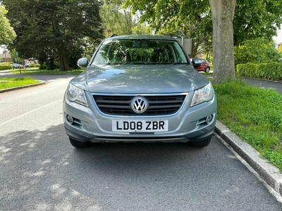 used VW Tiguan 2.0 TDI Escape 4WD 5dr