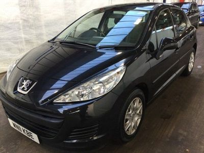 used Peugeot 207 1.4 S 5dr (a/c)