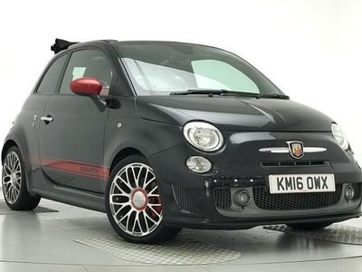 used Abarth 595 1.4 T-Jet Turismo 2Dr