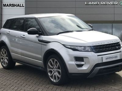 used Land Rover Range Rover evoque 2.2 SD4 Dynamic 5dr Auto [9] Hatchback 2015