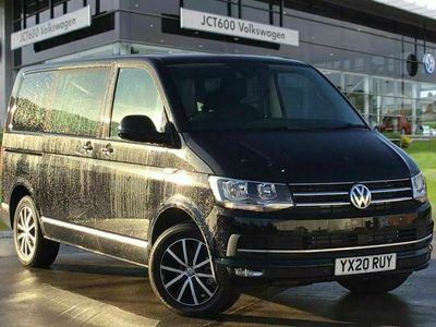 used VW Caravelle CaravelleExecutive SWB 150 PS 2.0 TDI diesel estate