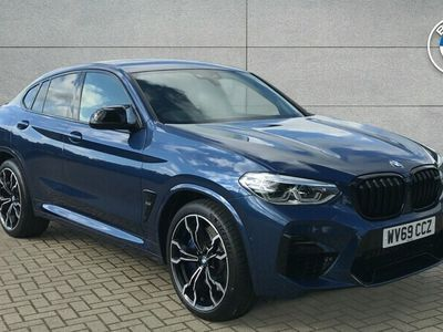 used BMW X4 M Competition
