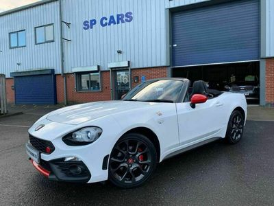 used Abarth 124 Spider 2018 18