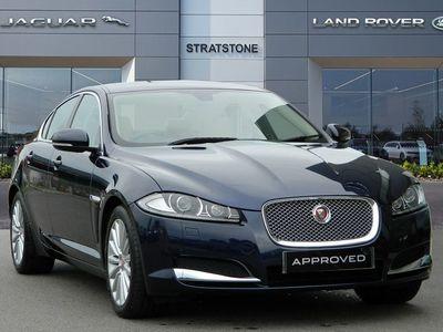 used Jaguar XF 2.2d [200] Luxury 4dr Auto