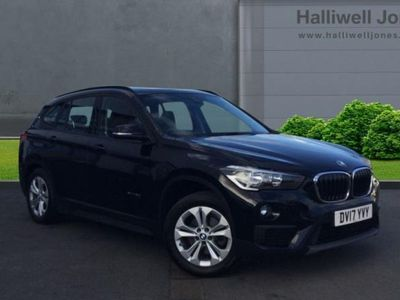 used BMW X1 2017 Chester sDrive18d SE