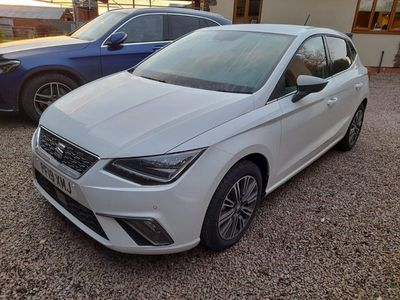 used Seat Ibiza 1.0 TSI XCELLENCE (s/s) 5dr GPF