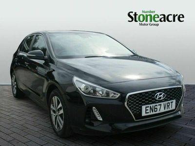 used Hyundai i30 1.0 T-GDi SE Blue Drive (ISG) Hatchback
