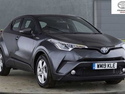 used Toyota C-HR 1.8 VVT-h Icon SUV 5dr Petrol Hybrid CVT (s/s) (122 ps)