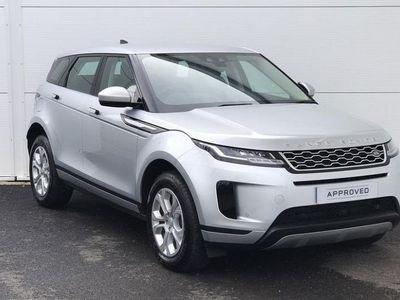 used Land Rover Range Rover evoque 2019 Scorrier S