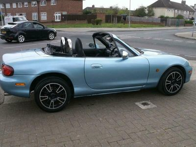 used Mazda MX5 1.6i 2dr HPI CLEAR ONLY 3 FORMER OWNERS
