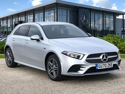 used Mercedes A250 A ClassAmg Line 5Dr Auto 1.3