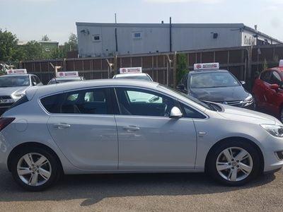 used Vauxhall Astra Hatchback 1.6 CDTi 16V ecoFLEX (136bhp) SRi 5d