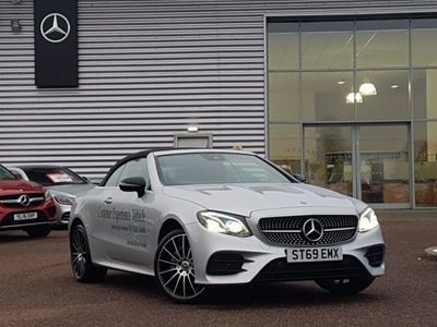 used Mercedes E220 E-Class4Matic Amg Line 2Dr 9G-Tronic