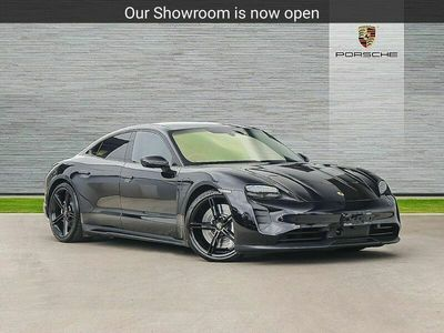used Porsche Taycan SALOON 420kW 4S 93kWh 4dr Auto
