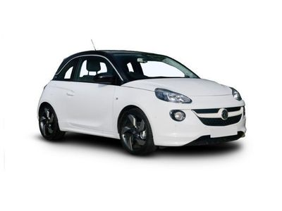 used Vauxhall Adam 1.4i White Edition 3dr hatchback special eds