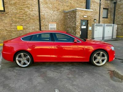 used Audi A5 Sportback 2.0 TDI S line 5dr