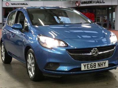 used Vauxhall Corsa 1.4 [75] Energy 5Dr [Ac]