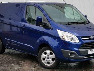 used Ford Custom