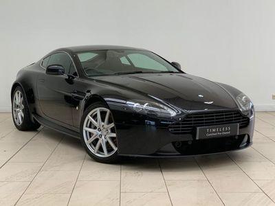 used Aston Martin V8 Vantage 2dr (420)