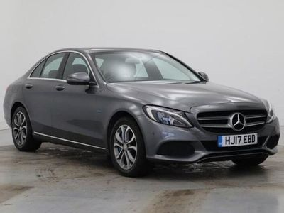 used Mercedes C350e C Class SaloonSport Premium 4dr Auto
