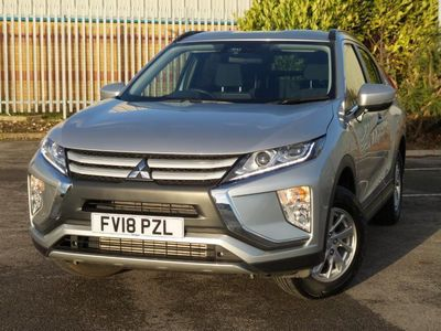 used Mitsubishi Eclipse Cross 1.5 2 5DR hatchback