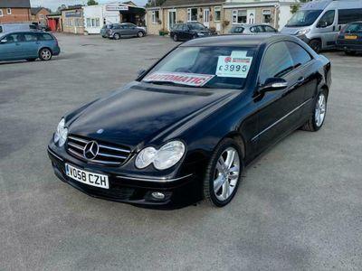 used Mercedes CLK220 CLKCDI AVANTGARDE A