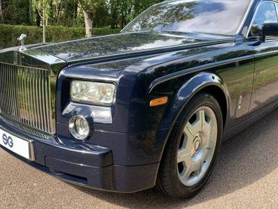 used Rolls Royce Phantom PETROL AUTOMATIC SALOON 4 DOORS