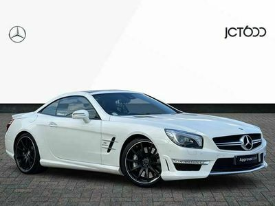 used Mercedes SL63 AMG Sl[585] 2dr Tip Auto Sl amg convertible