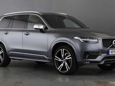 used Volvo XC90 2.0 D5 PowerPulse R DESIGN Pro 5dr AWD Geartronic