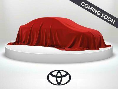 used Toyota Auris HATCHBACK
