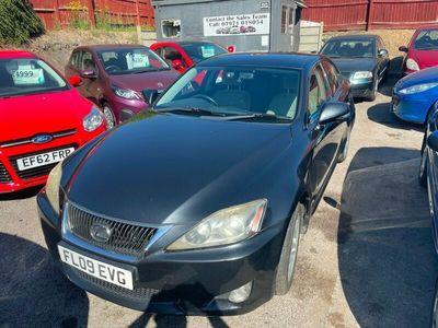 used Lexus IS220d SE 4dr [2009]