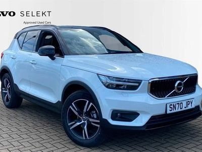 used Volvo XC40 T3 FWD R-Design Manual (Climate Pack)