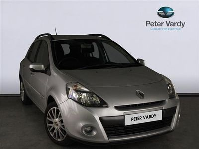 used Renault Clio HATCHBACK Petrol 1.2 Authentique 5dr
