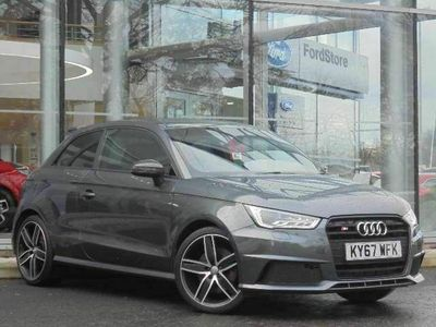 used Audi S1 2.0 TFSI Competition quattro (s/s) 3dr