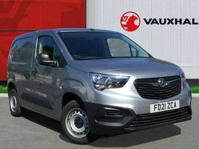 used Vauxhall Combo 1.5CDTi Edition 2000 (100PS)(EU6dT) Panel