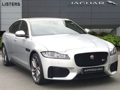 used Jaguar XF 3.0 V6 Supercharged S 4dr Auto Saloon 2016