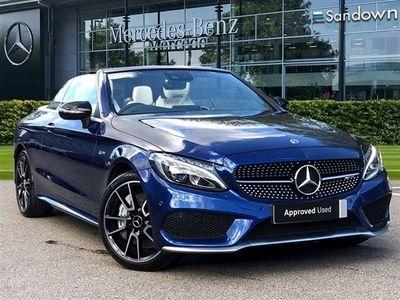 used Mercedes C43 AMG C-Class4Matic Premium Plus 2dr Auto