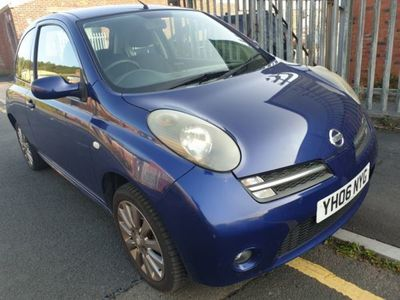 used Nissan Micra 1.2 SPORT PLUS 3DR