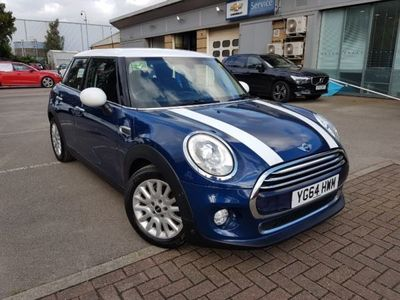 used Mini Cooper D Hatchback 1.55dr Auto