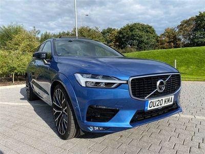 used Volvo XC60 2.0 T6 R-Design Pro Auto AWD (s/s) 5dr Estate 2020