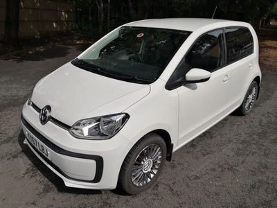 used VW up! UP! 1.0 Move(s/s) 5dr