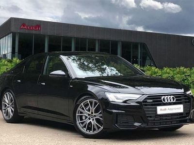 used Audi A6 55 Tfsi Quattro Black Edition 4Dr S Tronic