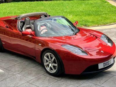 used Tesla Roadster