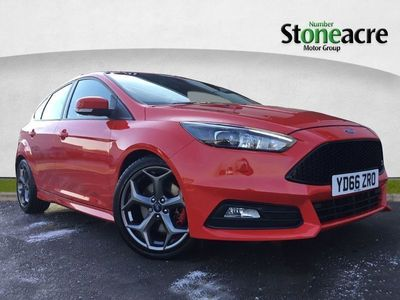 used Ford Focus 2.0T EcoBoost ST-3 Hatchback 5dr Petrol (s/s) (250 ps)