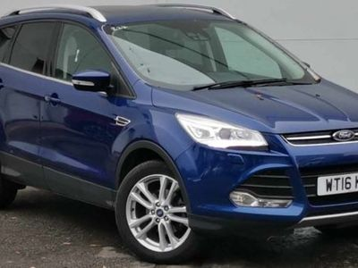 used Ford Kuga Estate 1.5 EcoBoost Titanium X 2WD 5d