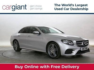 used Mercedes E350 3.0 d AMG Line