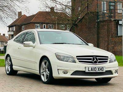used Mercedes CLC180 CLCSport 3dr