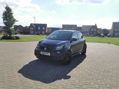 used Smart ForFour 1.0 Edition Black (s/s) 5dr
